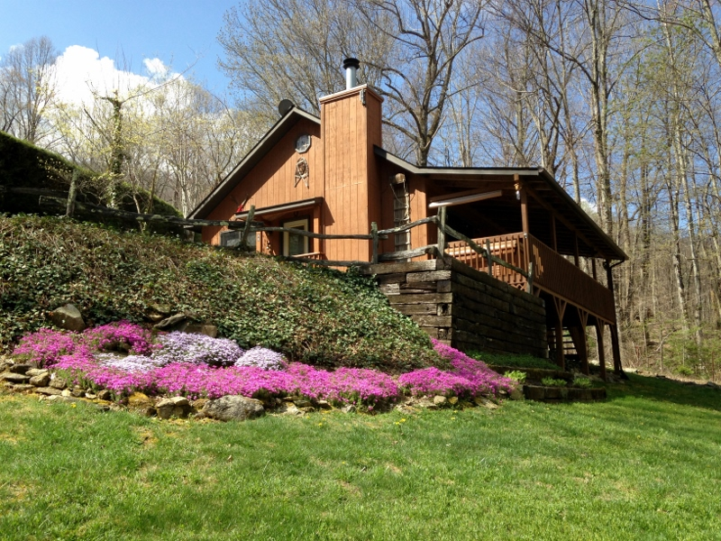 mountains in rentals creek cabins bryson south carolina lands nc vacation cabin log city mountain smoky