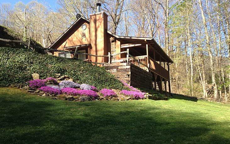 Cabin Rentals Maggie Valley