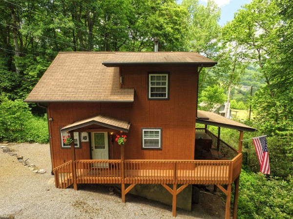 tn near dollywood log picture cabin cabins property sevierville serenity honeymoon rentals ridge gatlinburg in photos rental