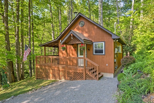 Maggie Valley Vacation Rental Honeymoon Cabins Maggie