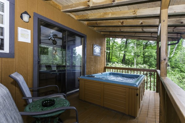 honeymoon cabins in north Caroline